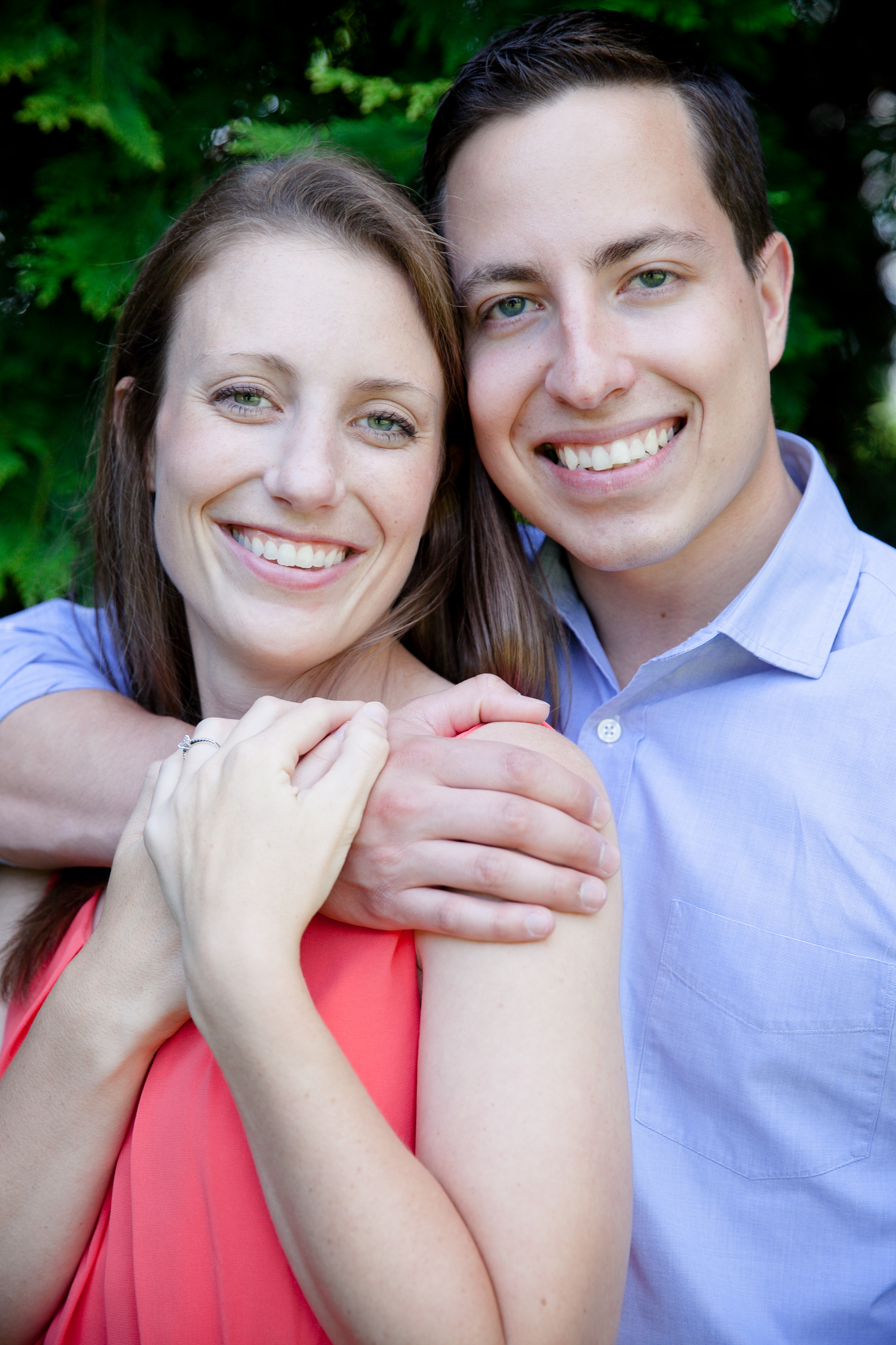 Maymont Engagement Pictures