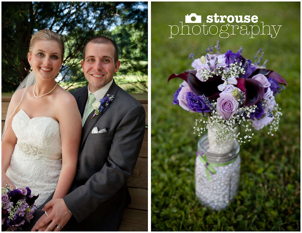 Stephanie and Anthony Wedding Photography - Northern, Virginia
