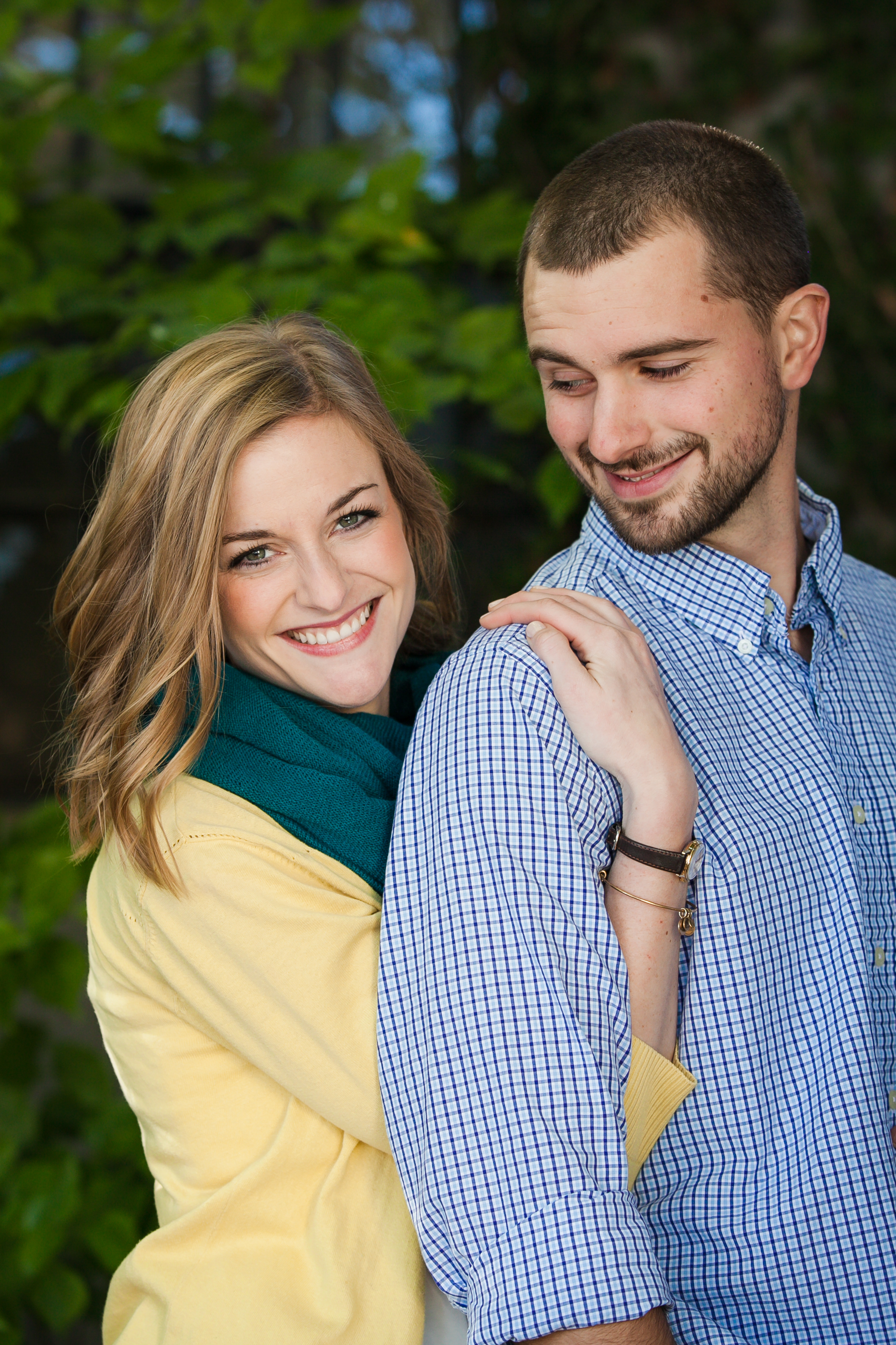 Strouse Photo Engagement Portraits