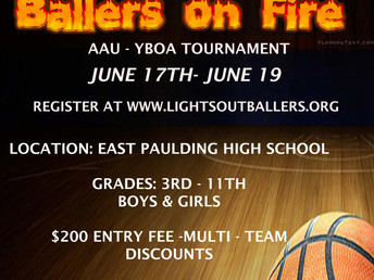 Ballers on Fire Tournament