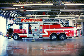 2315 Ladder Truck Creve Coeur Fire Protection District