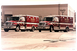 Ambulance Creve Coeur Fire Protection District 2317 2327 2397