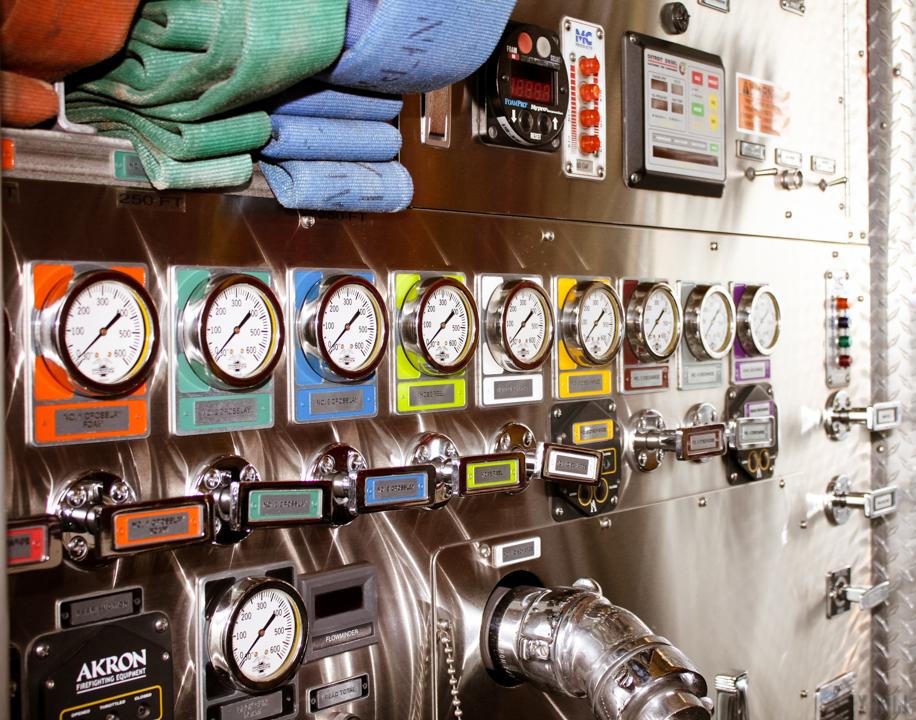 2315 Pump Panel