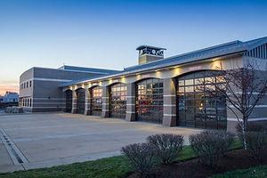 Engine House #1 11720 Olive Boulevard Blvd. Creve Coeur Missouri 63141
