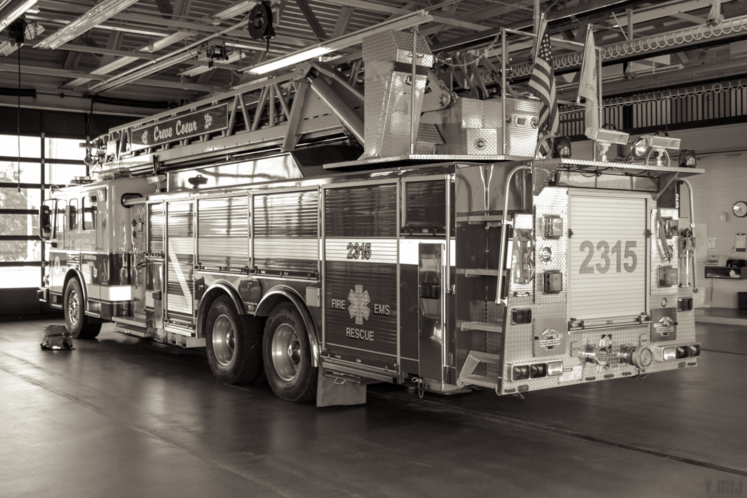 Old 2315 Ladder