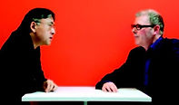 Kazuo Ishiguro in conversation with A F McGuinness