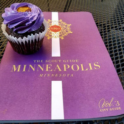 Minneapolis Scout Guide Volume 3 Launch Party #swipeleft
