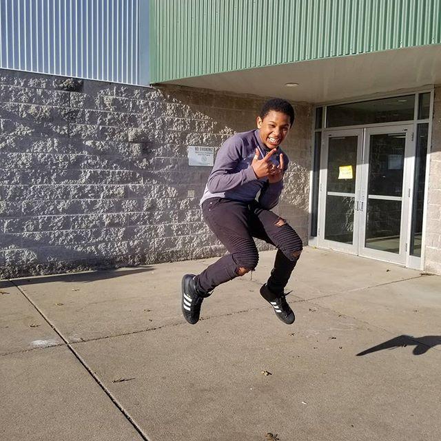 High Jump #Isaiah