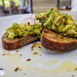 This Avocado Toast is BOMB!🥑🍴💣