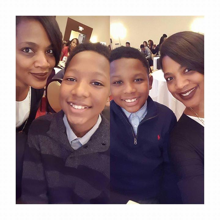 Elijah & Isaiah #sons__#positveimage #motherson