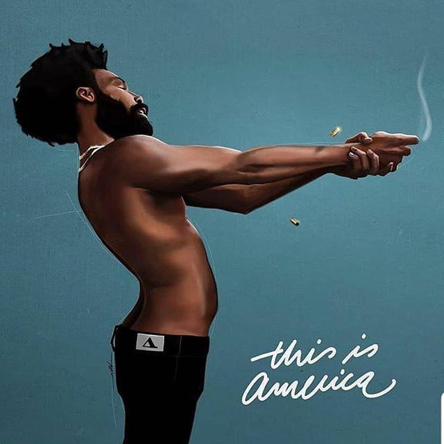 #ThisIsAmerica 🎨_ajwilldesign