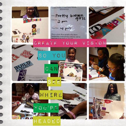 Facebook - Check out what the PBGs did over the weekend! The beginning of creati