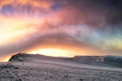 Summit of Mt Kilimanjaro Sunrise