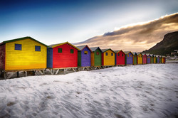 Muizenberg Cottages in South Africa