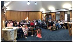 Congregation April 2019