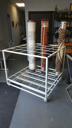6x9 Slot Grid Table 25 Roll