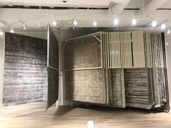 8x11 20 arm Floor to Ceiling Unit