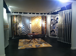 Area Rug Display