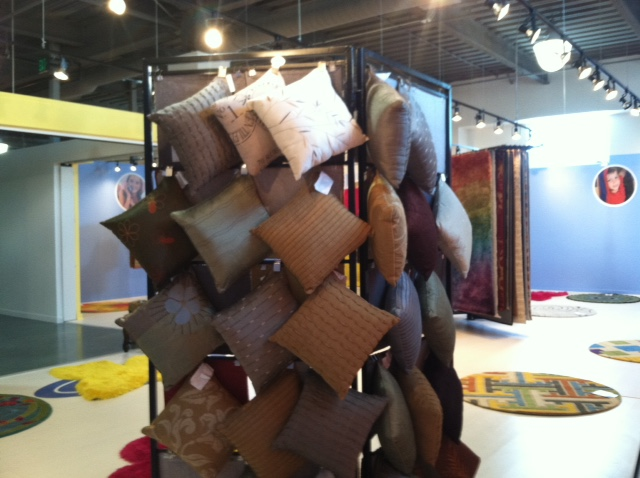 Pillow DIsplay