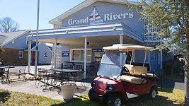 Grand rivers - golf car friendly town
