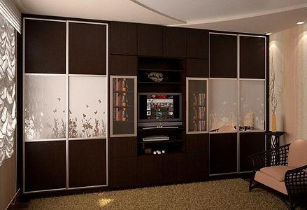 гостиные шкафы-купе