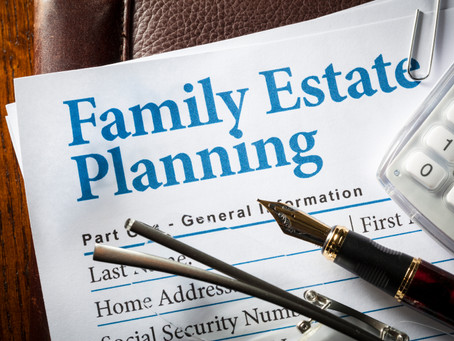 Common Estate Planning Mistakes - and How to Avoid Them