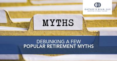 Debunking a Few Popular Retirement Myths