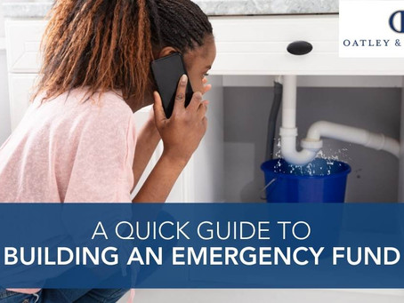A Quick Guide to Building an Emergency Fund