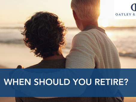 When Should You Retire?