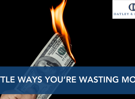 9 Little Ways You're Wasting Money