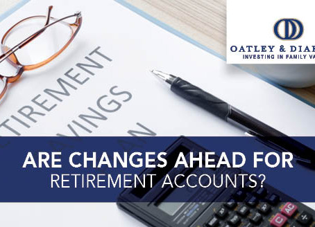 Are Changes Ahead for Retirement Accounts?