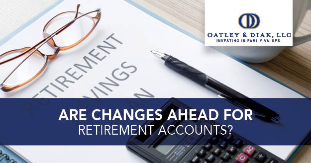 Changes Ahead for Retirement Accounts