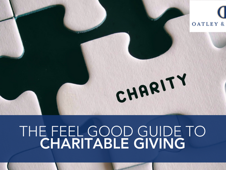 The Feel Good Guide to Charitable Giving