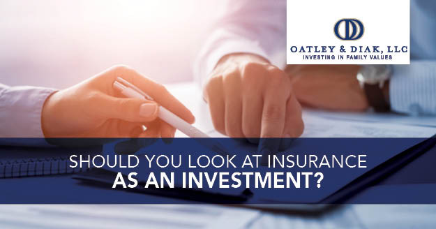 Should You Look at Insurance as an Investment?