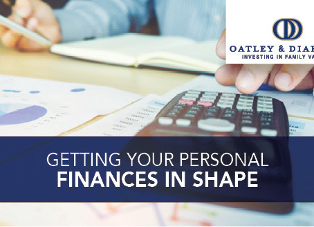 Getting Your Personal Finances in Shape