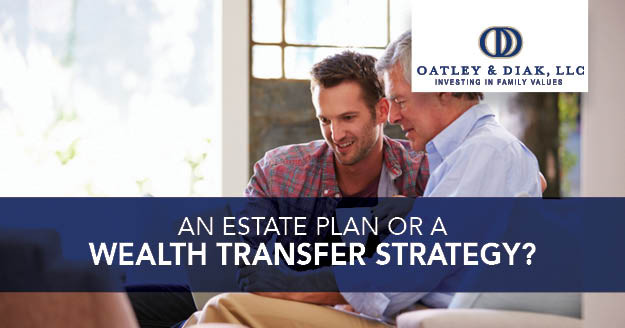 Estate Plan or a Wealth Transfer Strategy