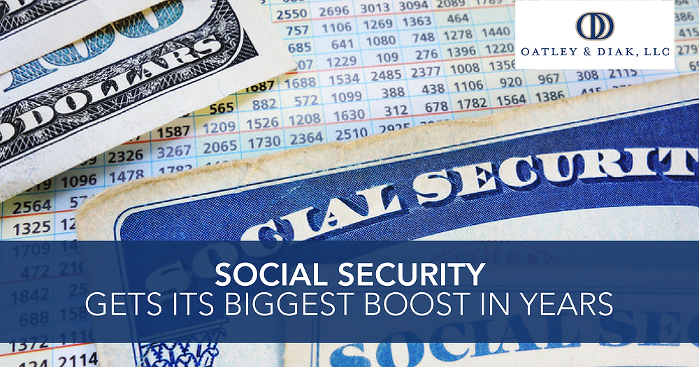 Social Security cost-of-living adjustment