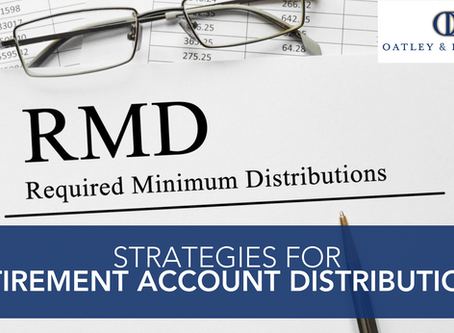 Strategies for Retirement Account Distributions