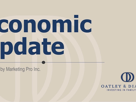 Monthly Economic Update: May 2018