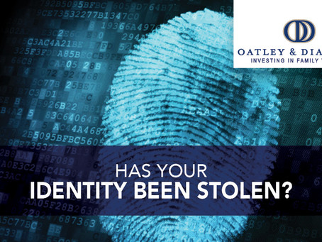 Has Your Identity Been Stolen?