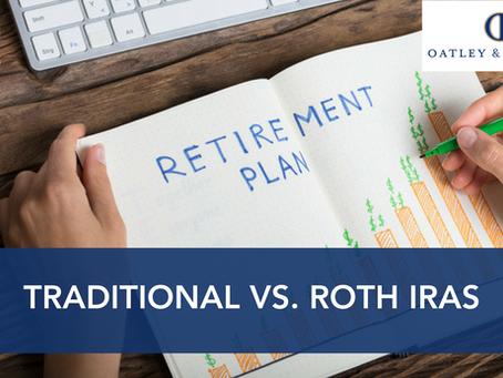 Traditional vs. Roth IRAs