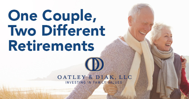 You may not be who you were at 30 or 50; you and your significant other may want different daily lives once you retire.