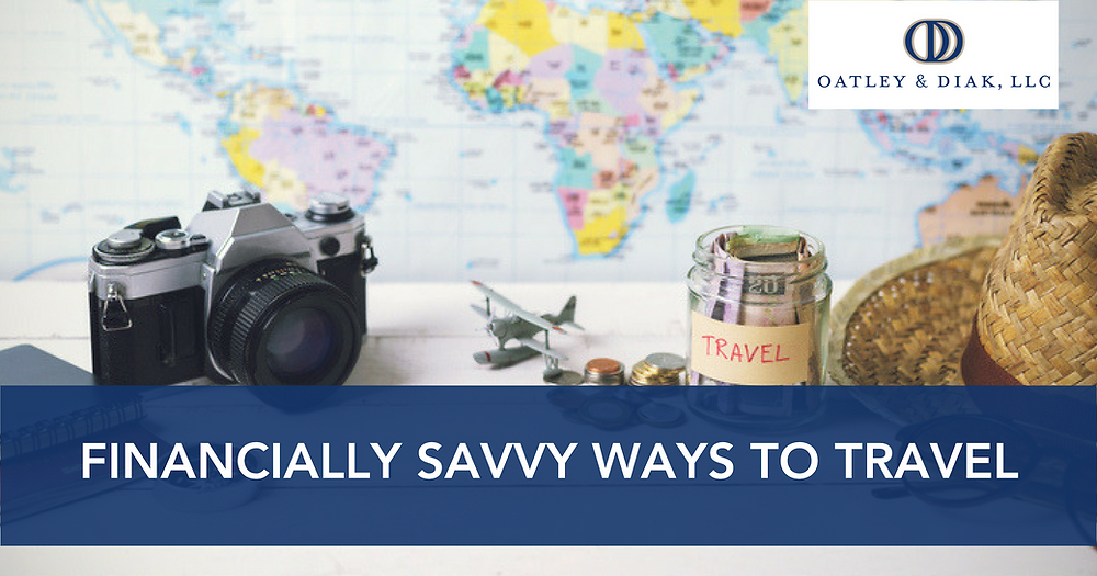Financially Savvy Ways to Travel