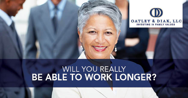Will You Really Be Able to Work Longer?