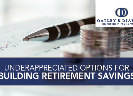 Underappreciated Options for Building Retirement Savings