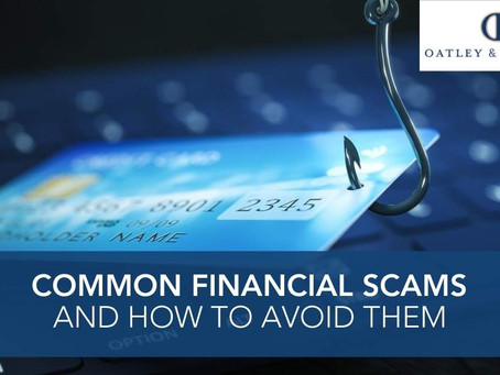 Common Financial Scams and How to Avoid Them