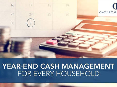 Year-End Cash Management for Every Household