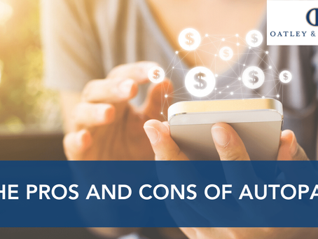The Pros and Cons of Using Autopay