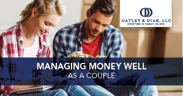 Managing Money Well as a Couple
