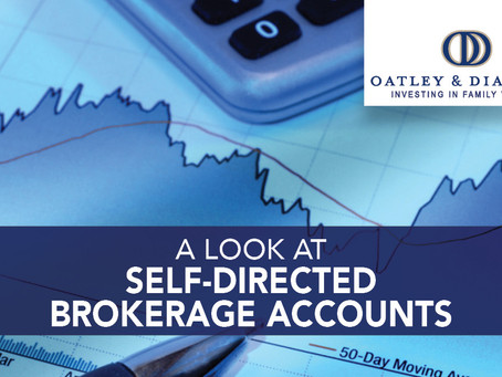 A Look at Self-Directed Brokerage Accounts